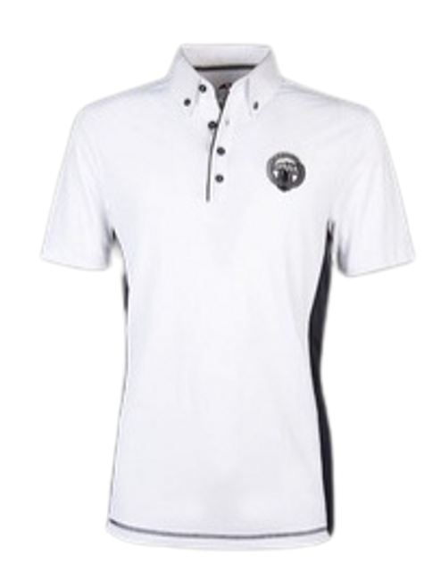 Equiline Zac  Boy's Competition Polo