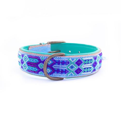 DWAM Blue Dog Collar