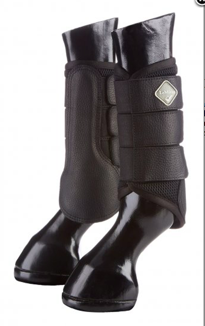 Le Mieux Mesh Brushing Boots