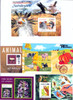 Africa Collection - 19 Recent Issues- Great Topics all Mint