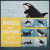 NEVIS: Whales 2015 II- Sheet of 6- killer whales