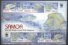 SAMOA (2006) - WWF Sheetlet of 8- Fish
