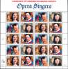 US (1997)- Opera Singers  Sheet