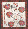 Valentine's Day 2006 Sheetlet of 5 - Jean Louis Scherrer (He