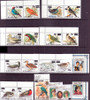 AITUTAKI (1981)- 19v overprints on birds, royalty, etc. SCV>$99!