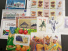 SOUTH AFRICA Collection of 51 Souvenir Sheets Our Original Retail $159