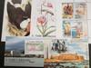 ST THOMAS Souvenir Sheet Collection. LOTS of Topics , Flora, Fauna, Pope, Trains Our Original Retail > $ 280