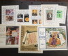 CYPRUS AND TURKISH CYPRUS 30 Different Souvenir Sheet Clearance