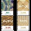 TOKELAU  (2020)- Weaving (Set of 4 stamps & sheet)