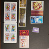 NEW CALEDONIA COLLECTION OF 38 STAMPS 2 Booklets