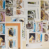 WORLD WILDLIFE FUND WWF Surprise Collection of 75 ISSUES , Sets, Sheets Wild Animals, Mammals