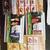 LIBERIA (2016,7) Collection Of Mostly Sheets/SS Seashells,Pope, Trump and Other