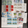 FRANCE Collection Of 26 Issues in Blocks of 4