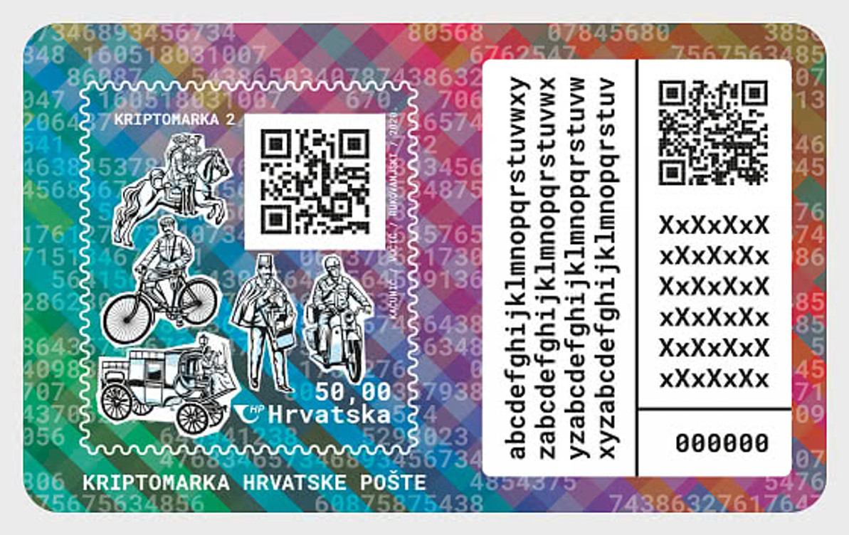 WILL CRYPTO CURRENCY STAMPS BEGIN A NEW PHASE OF DIGITAL PHILATELY?