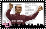 Henry Mancini Postage Stamps
