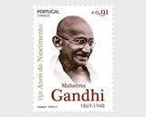 WORLDWIDE COMMEMORATION OF THE 150TH ANNIVERSARY OF THE BIRTH OF MAHATMA GANDHI