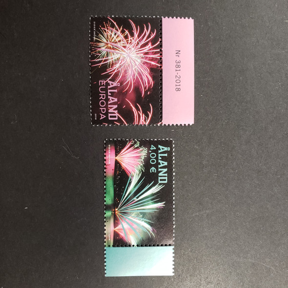 ALAND (2020) Fire works (2V)