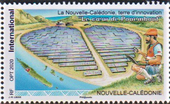 NEW CALEDONIA (2020)- Solar Energy