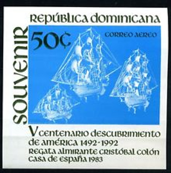 DOMINICAN REPUBLIC (1983) Ship Blueprints