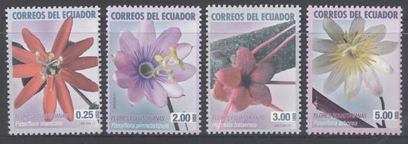 ECUADOR (2011) - Flowers (4)