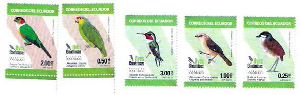 ECUADOR (2015): Bird Conservation Jocotoco (5)
