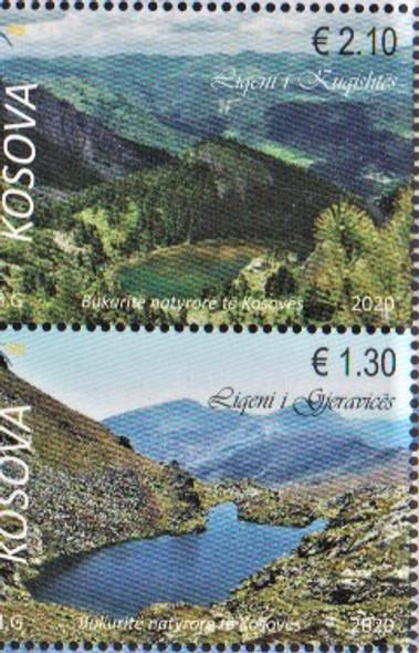 KOSOVA (2021)- Nature ( 2 values)
