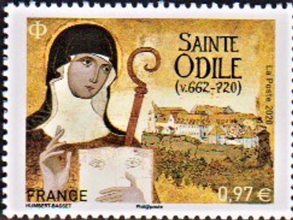 FRANCE (2020)- Saint Odile
