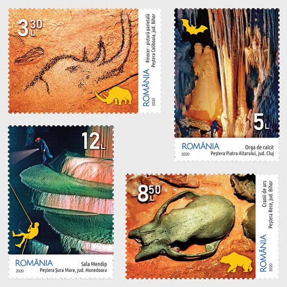 "ROMANIA (2020)-- Institute Of Speleology ""Emil Racovita"" A Century Of Research"