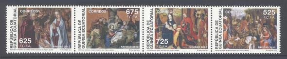 EQUATORIAL GUINEA- Christmas 2012- nativity scenes (4)