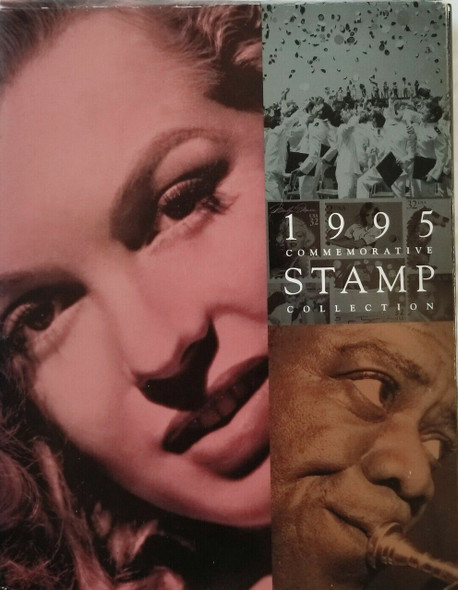 USPS (1995)- -COMMEMORATIVE YEAR BOOK