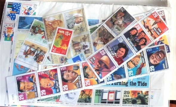 USPS (1993)- -COMMEMORATIVE STAMP COLLECTION  YEAR BOOK