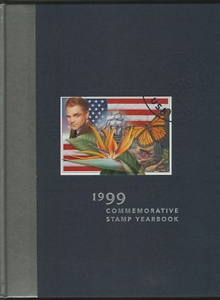 USPS (1999)- COMMEMORATIVE YEAR BOOK--