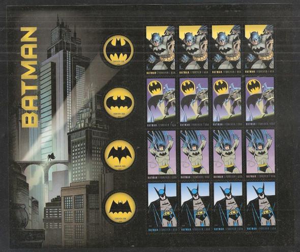 US (2015)- -Batman Sheet of 20-SC#4935a