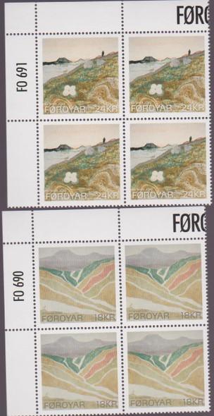 FAROE (2010) ART Blocks