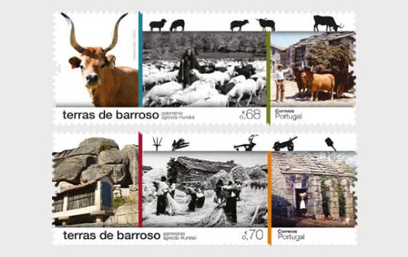 PORTUGAL (2021)- Terras De Barroso - World Agricultural Heritage - Set