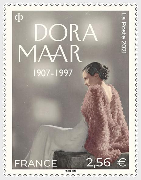 FRANCE  (2021)- Dora Maar, Photographer & Painter