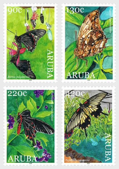 ARUBA (2021)- Butterflies (4v)