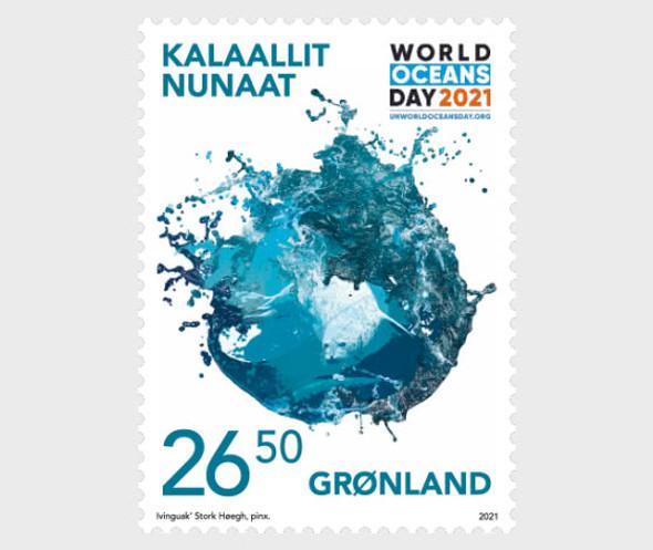 GREENLAND (2021)- UN World Oceans Day