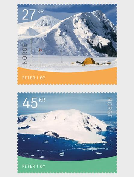 NORWAY  (2021)- Polar Motifs- Per Island
