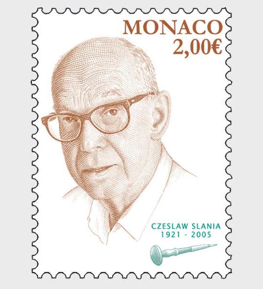 MONACO (2021)- Centenary Of The Birth Of Czeslaw Slania