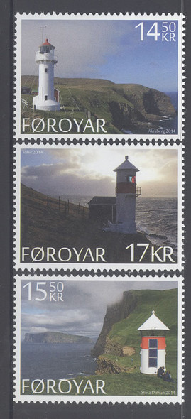 FAROE ISLANDS (2014) : Lighthouses (3)