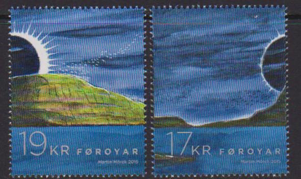 FAROE ISLANDS (2015) : Solar Eclipse (2)