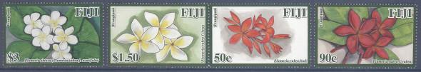 FIJI- Flowers of Fiji gutterpair (8)