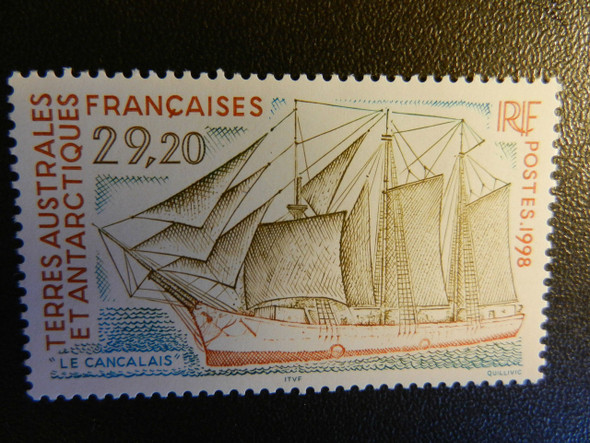 Fr. Antarctic (1998)- Sailship Le Cancalais