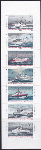 FR. ANTARCTIC (2015): Fishing Vessels Booklet