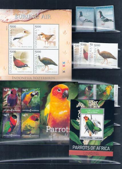 BEST BIRD ISSUES OF 2015-2016- 40 Items- Original Retail>$555!