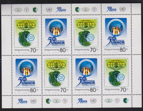 HUNGARY (2001) UNHCR FULL SHEET