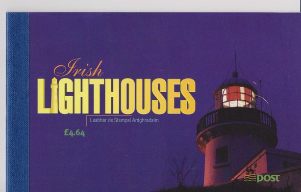 IRELAND (1997) : Lighthouses Prestige Booklet