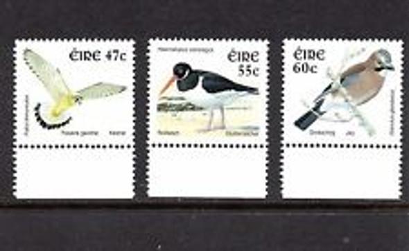 IRELAND (2002) BIRD Def (3v)