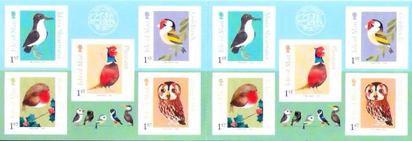 ISLE OF MAN (2016) : Birds Booklet-- Matt Sewell Illustrations